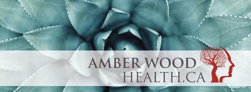 Amber Wood Logo