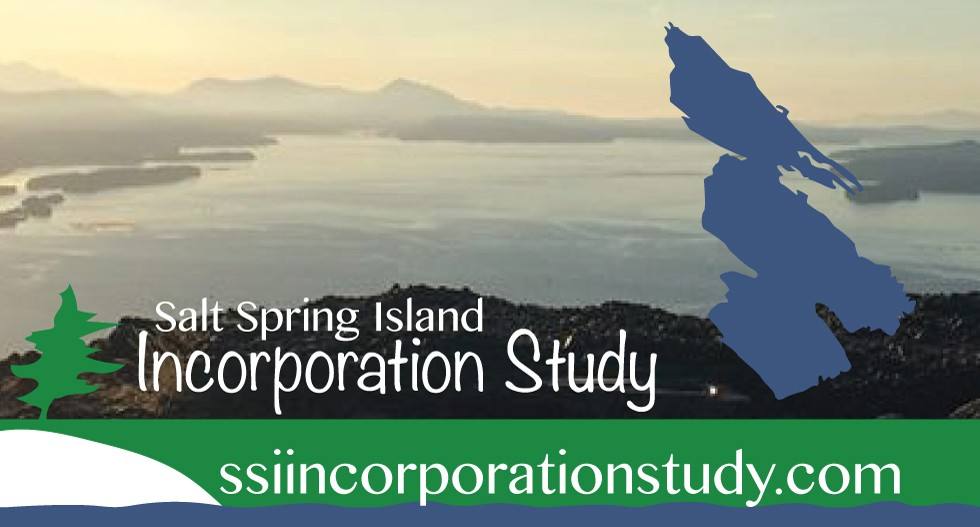 Capital Regional District: Incorporation Study Infographics